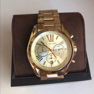 Michael Kors Oversized Bradshaw Watch